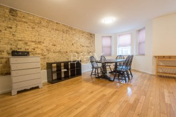 JUST LOWERED! Spacious Top Floor Crown Heights 3 BDRM Apartment for Rent / Dishwasher